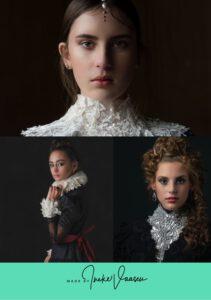 Portretten InekeVJ te zien op exposities @doordebankgenomen en @NovotelSchiphol