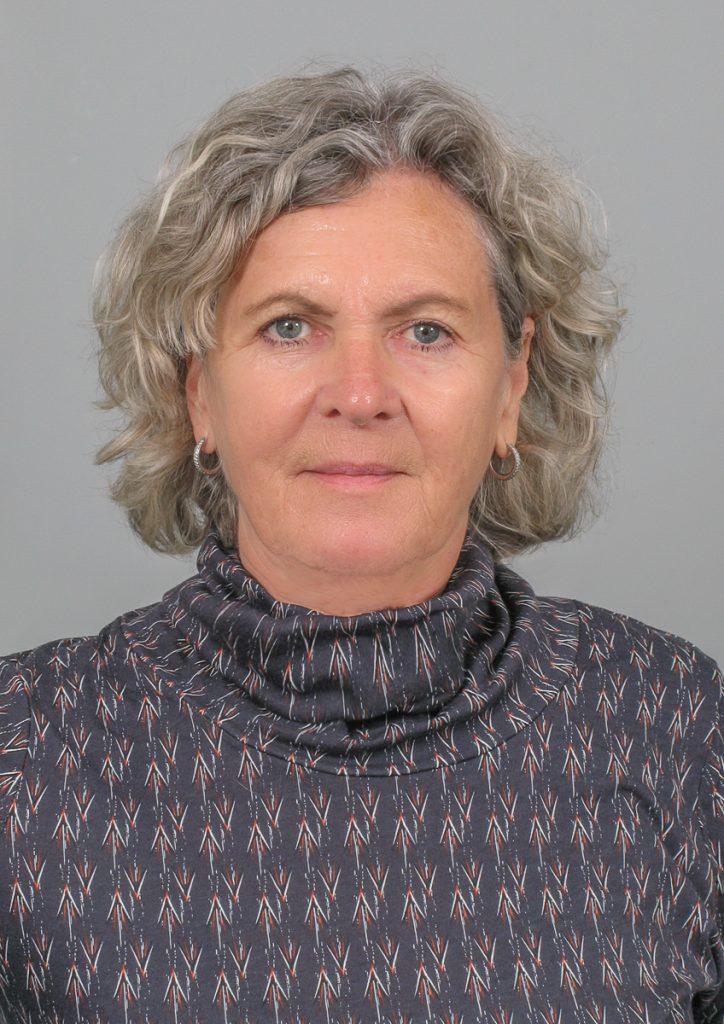 Portret Ineke Vaasen