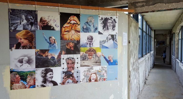 Portretten voor expositie in Zonnestraal Hilversum